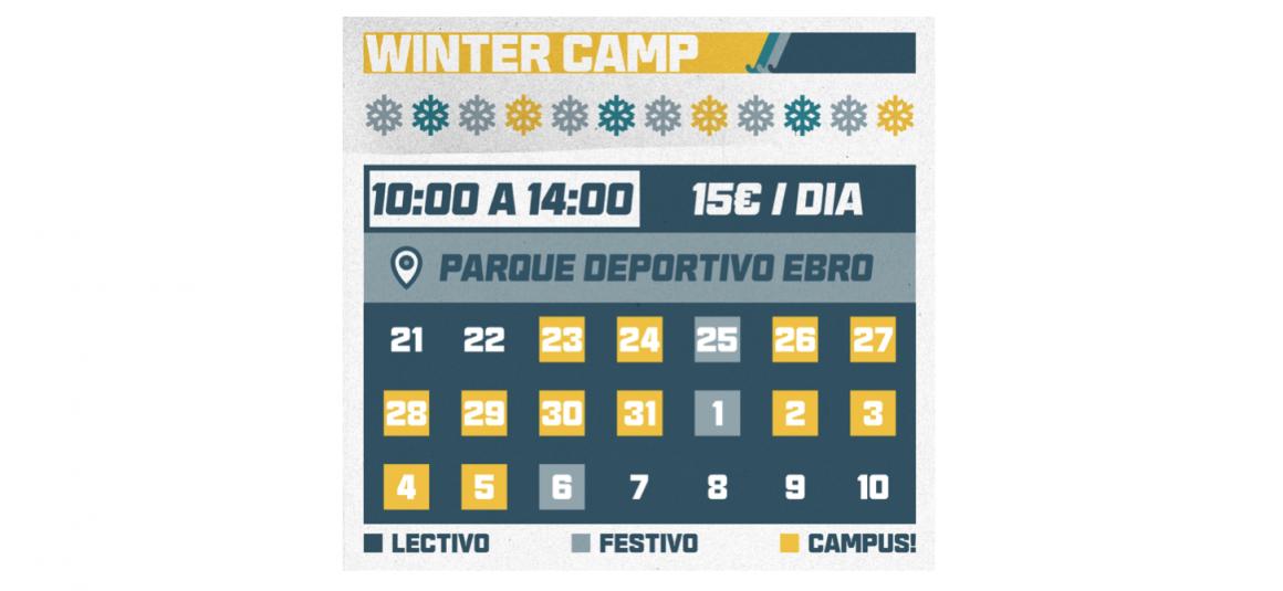 ¡¡¡Primer Honigvögel Winter Camp!!!