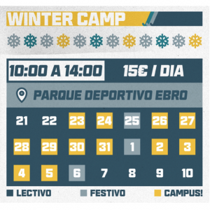 ¡¡¡Primer Honigvögel Winter Camp!!!