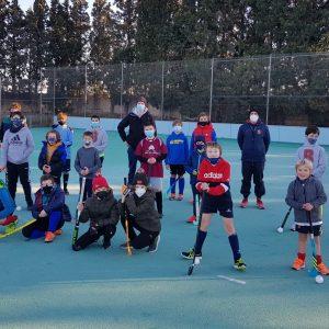 Finaliza el Primer Honigvögel Winter Camp