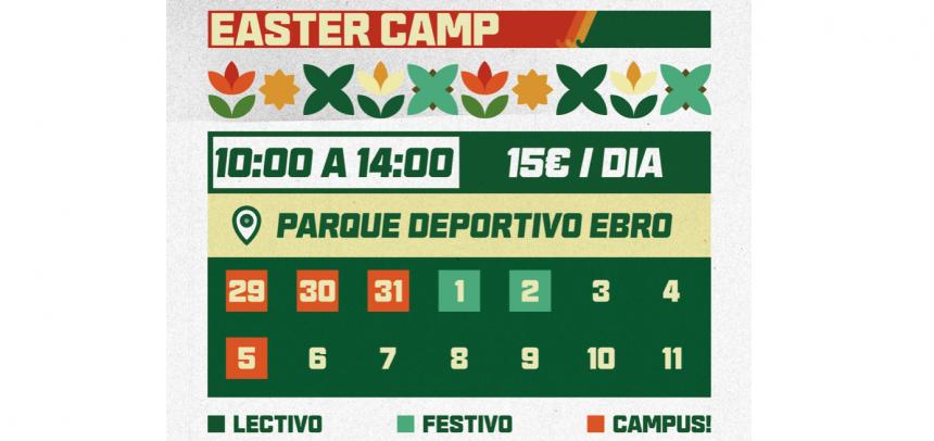 ¡¡¡Primer Honig Hockey Easter Camp!!!