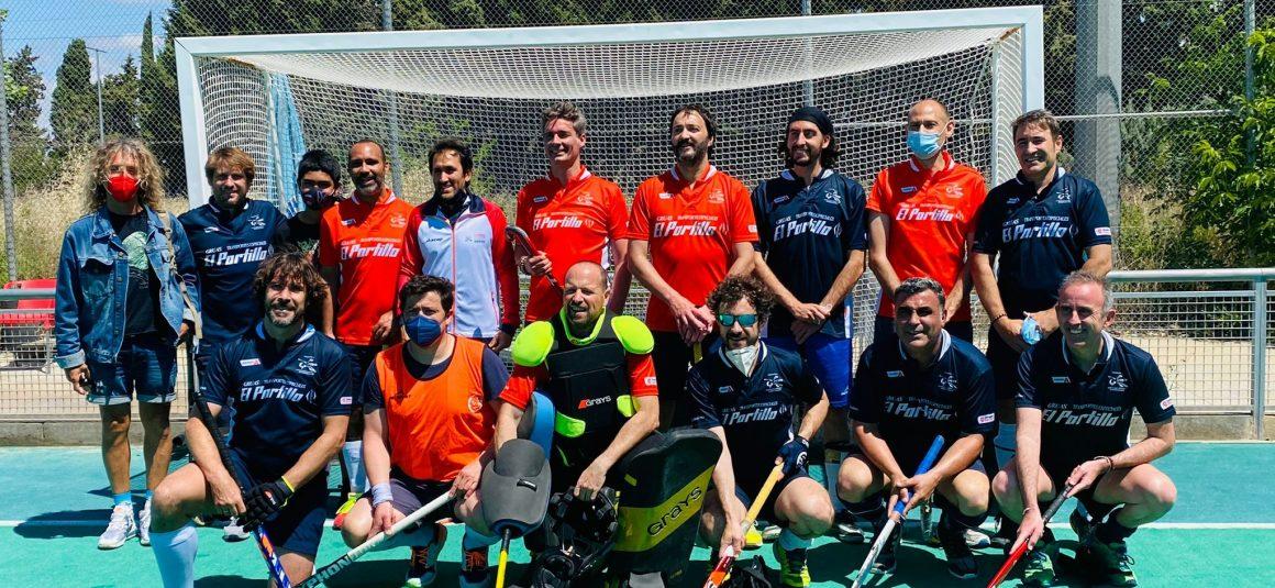 I Campeonato de Aragón de Hockey «Papis»